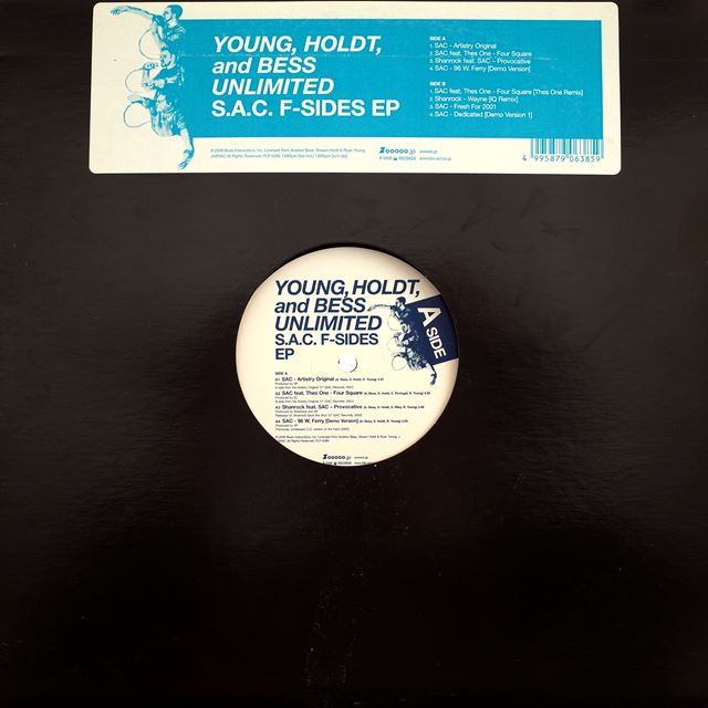 YOUNG, HOLDT, AND BESS UNLIMITED ‎/ S.A.C. F-SIDE