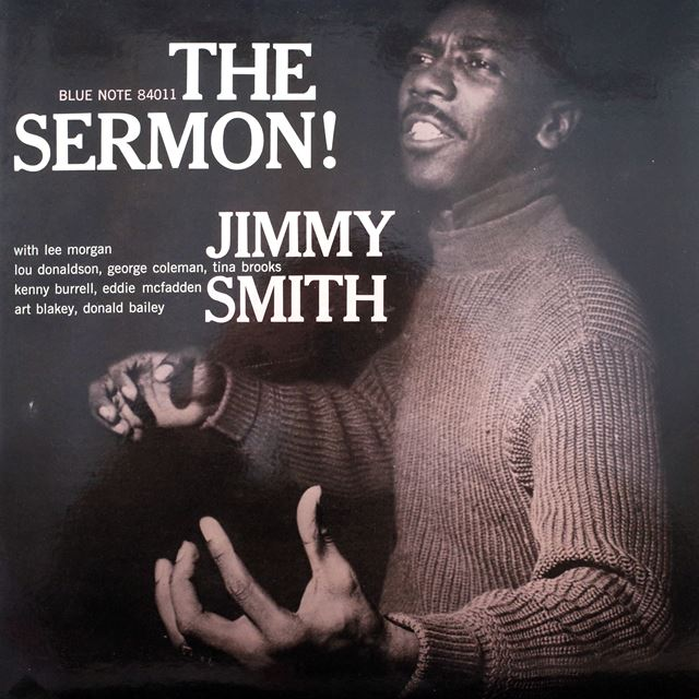 JIMMY SMITH ‎/ SERMON!