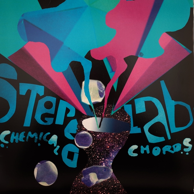 STEREOLAB ‎/ CHEMICAL CHORDS