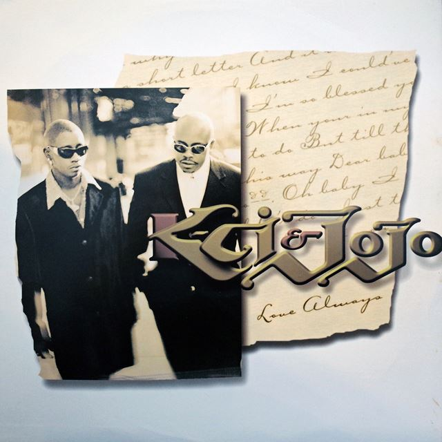 K-CI & JOJO ‎/ LOVE ALWAYS