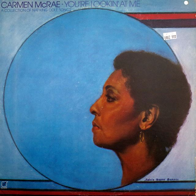 CARMEN MCRAE ‎/ YOU'RE LOOKIN' AT ME