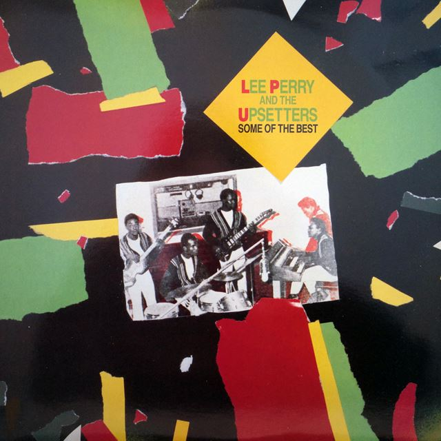 LEE PERRY & UPSETTERS ‎/ SOME OF THE BEST