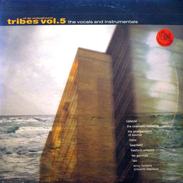 VARIOUS / TRIBES OF DA UNDERGROUND VOL. 5