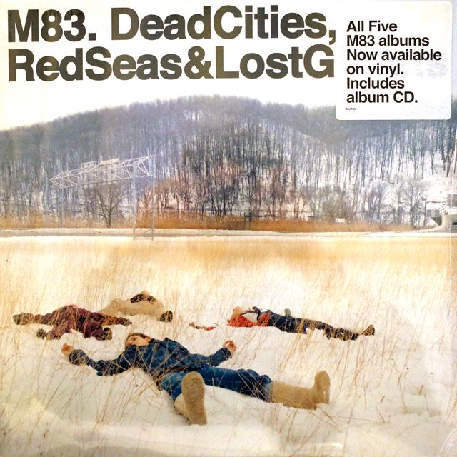 M83 ‎/ DEAD CITIES RED SEAS & LOST GHOSTS