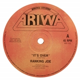 RANKING JOE ‎/ IT'S OVER / FAST FORWARD