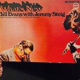BILL EVANS WITH JEREMY STEIG / WHAT'S NEW