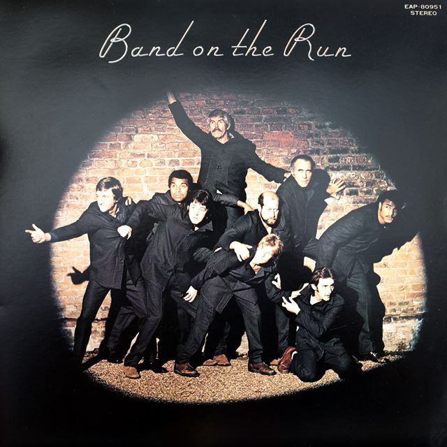 PAUL MCCARTNEY & WINGS ‎/ BAND ON THE RUN
