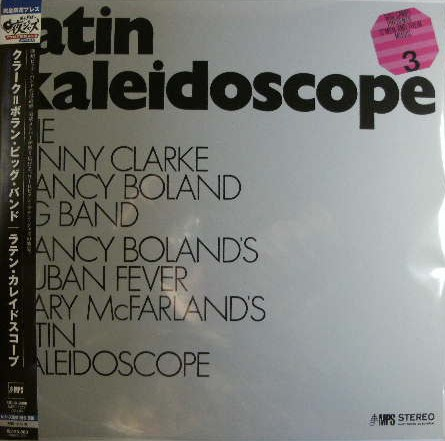 CLARKE BOLAND BIG BAND / LATIN KALEIDOSCOPE