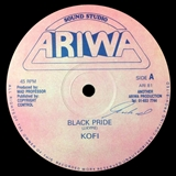 KOFI / ROBOTICS ‎/ BLACK PRIDE / CHECK POINT CHA