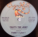 FUNKY 4+1 / THAT'S THE JOINT