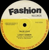 LEROY GIBBON / CLEAVIE & A-CLASS CREW / I'M IN LOV