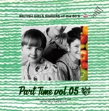 HALFBY / PART TIME VOL.05 BRITISH GIRLS SINGERS OF 80'S