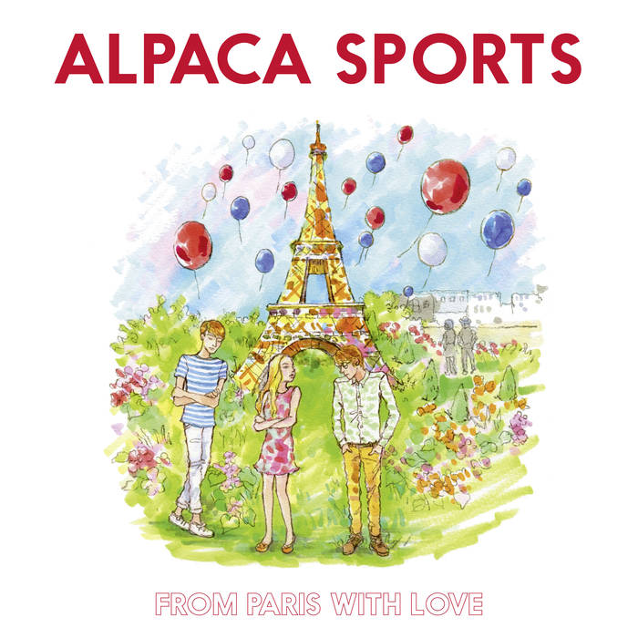 ALPACA SPORTS / FROM PARIS WITH LOVE