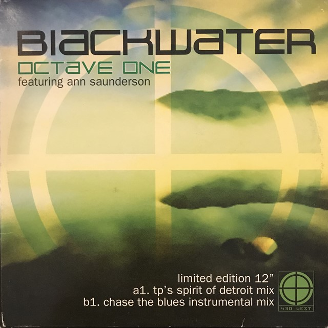 OCTAVE ONE / BLACKWATER