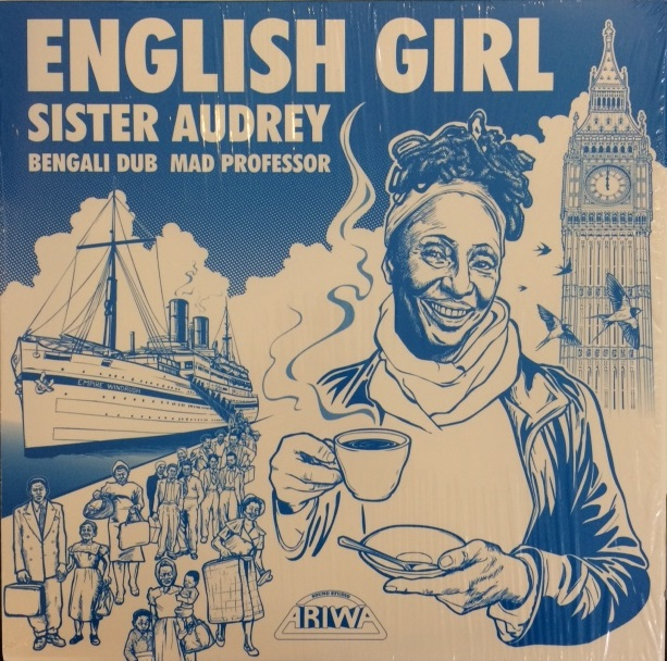 SISTER AUDREY / ENGLISH GIRL