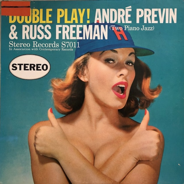 ANDRE PREVIN & RUSS FREEMAN / DOUBLE PLAY!