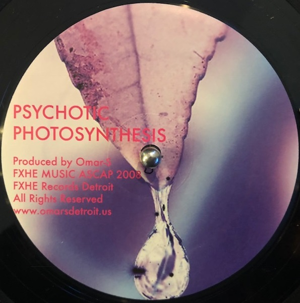 OMAR-S / PSYCHOTIC PHOTOSYNTHESIS