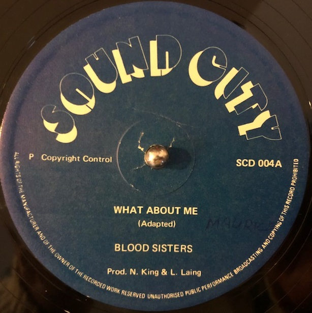 BLOOD SISTERS / WHAT ABOUT ME