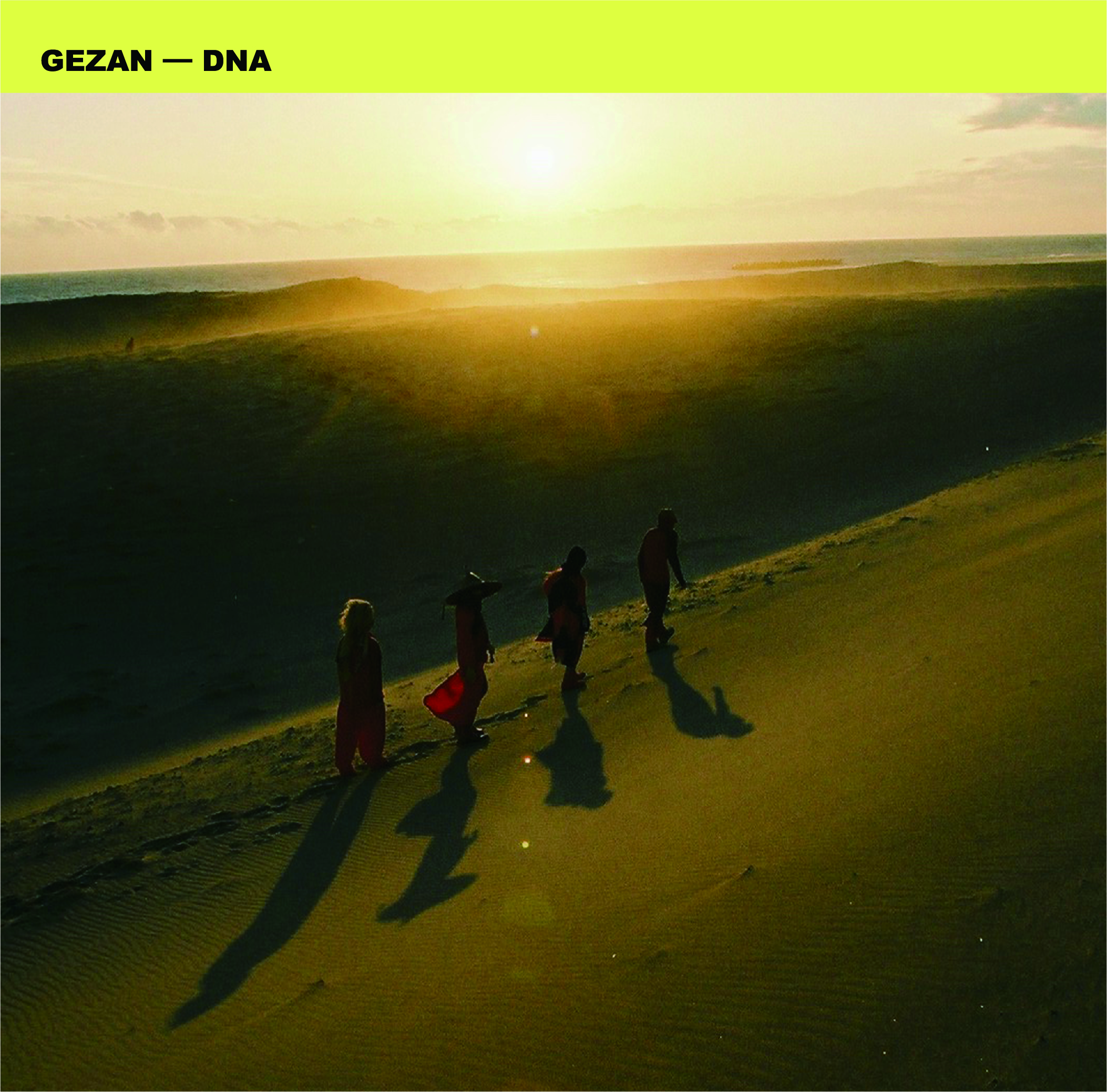 GEZAN / マヒトゥ・ザ・ピーポー / DNA / DNA (IN HER SPRING VERSION)