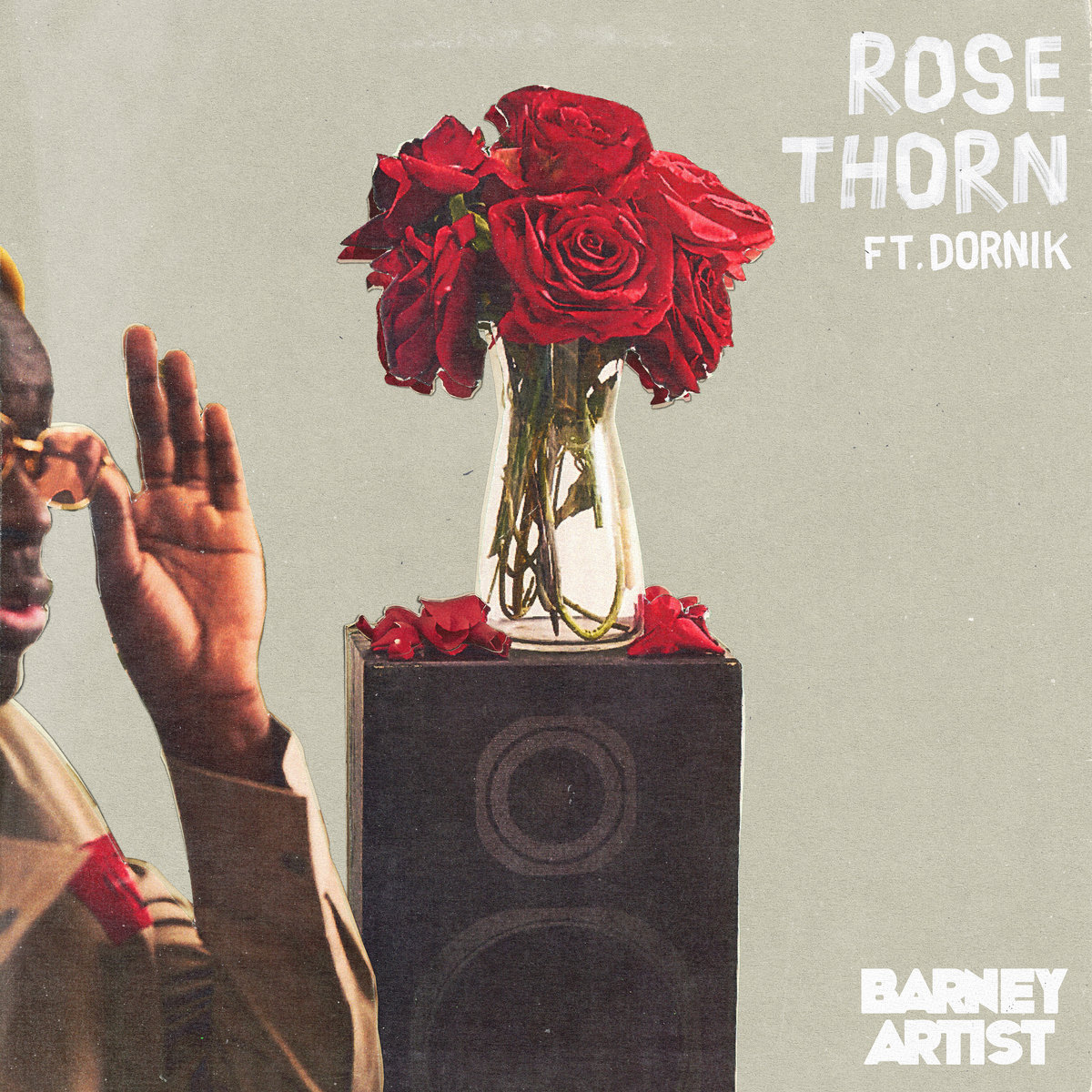 BARNEY ARTIST / ROSE THORN FEAT. DORNIK / BREAKDOWN COVER