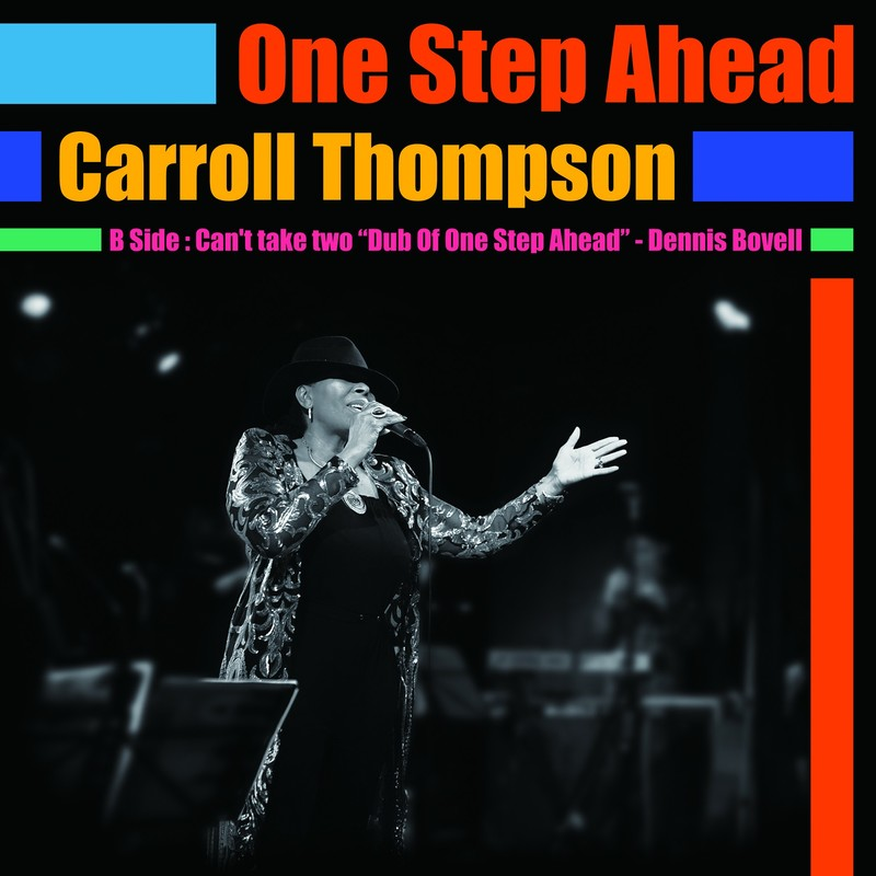 CARROLL THOMPSON / ONE STEP AHEAD / CAN'T TAKE TWO (DUB OF ONE STEP AHEAD)