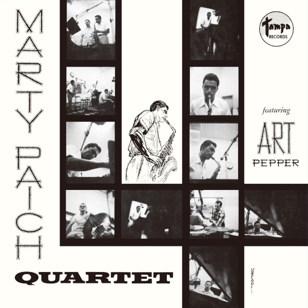 MARTY PAICH / MARTY PAICH QUARTET FEAT. ART PEPPER