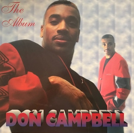 DON CAMPBELL ‎/ ALBUM