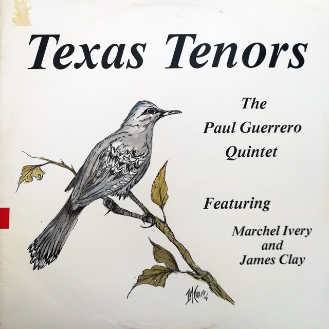 PAUL GUERRERO QUINTET / TEXAS TENORS