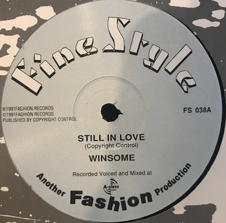 WINSOME / STILL IN LOVE