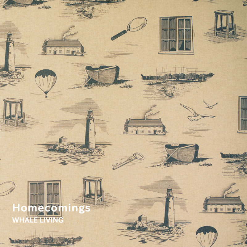 HOMECOMINGS / WHALE LIVING (通常黒盤)