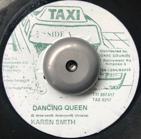 KAREN SMITH ‎/ DANCING QUEEN
