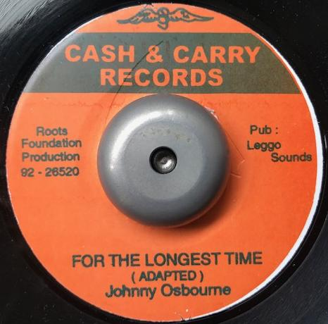 JOHNNY OSBOURNE / FOR THE LONGEST TIME