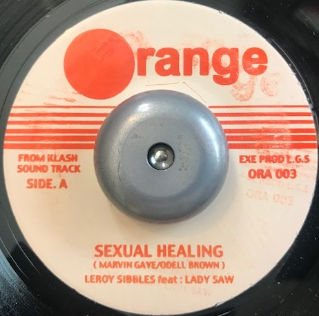 LEROY SIBBLES FEAT. LADY SAW ‎/ SEXUAL HEALING