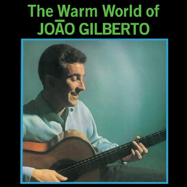 JOAO GILBERTO / WARM WORLD OF JOAO GEIBERTO