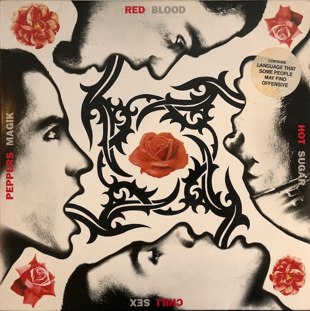 RED HOT CHILI PEPPERS / BLOOD SUGAR SEX MAGIK