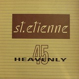 ST. ETIENNE / ONLY LOVE CAN BREAK YOUR HEART