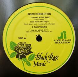 RISCO CONNECTION / SITTING IN THE PARK