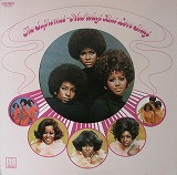 SUPREMES / NEW WAYS BUT LOVE STAYS