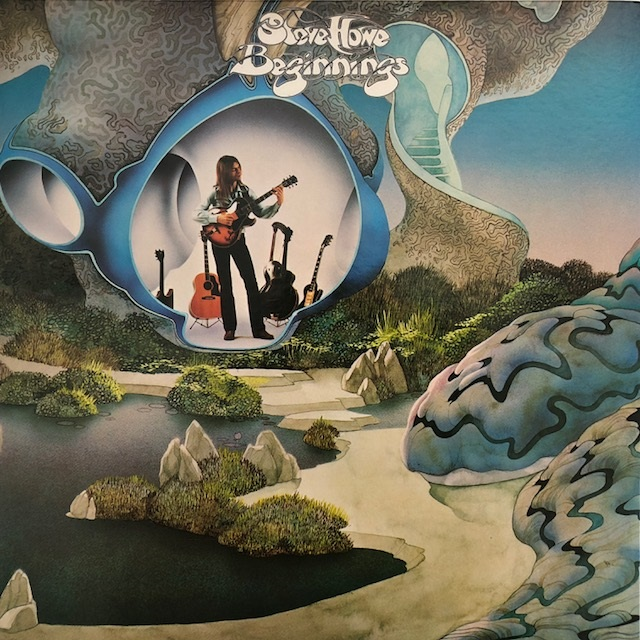 STEVE HOWE / BEGINNINGS