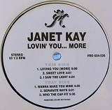 JANET KAY / LOVIN' YOU ... MORE