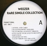WEEZER / RARE SINGLE COLLECTION