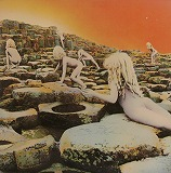 LED ZEPPELIN / HOUSES OF THE HOLYのアナログレコードジャケット