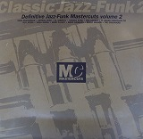 VARIOUS (DONALD BYRD、ROY AYERS) / CLASSIC JAZZ - FUNK MASTERCUTS VOLUME 2