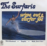 SURFARIS / WIPE OUT SURFER JOE