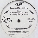 G-WIZ / COME AND PLAY WITH ME