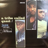 A TRIBE CALLED QUEST / JAZZ (WE'VE GOT)のアナログレコードジャケット