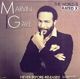 MARVIN GAYE / THE WORLD IS RATED X