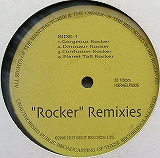 ALTER EGO / ROCKER ( REMIXES )