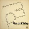 PATTERSON TRIO / THE REAL THING