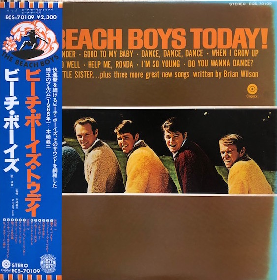 BEACH BOYS / BEACH BOYS TODAY!